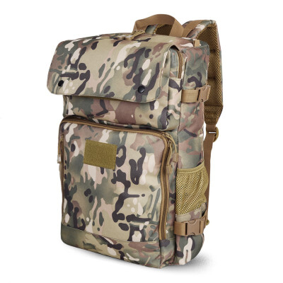 Outdoor Hiking Camo Army Bag Military Hunting Camping Travel Tactical Backpack for Men&Women