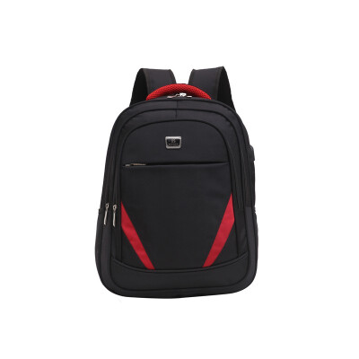Factory direct business casual mens backpack 2019 new shoulder computer bag enterprise custom package