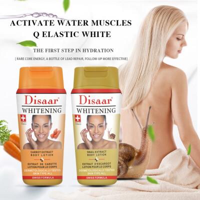 Natural Strong Whitening Body Cream Body Lotion Dark Skin Bleaching Moisturizing Deep Skin Whitening Lasting Body Care