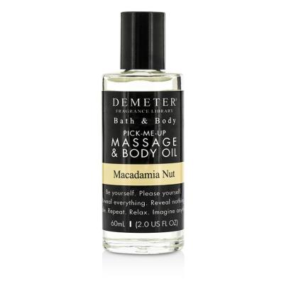 DEMETER - Macadamia Nut Massage & Body Oil 60ml2oz
