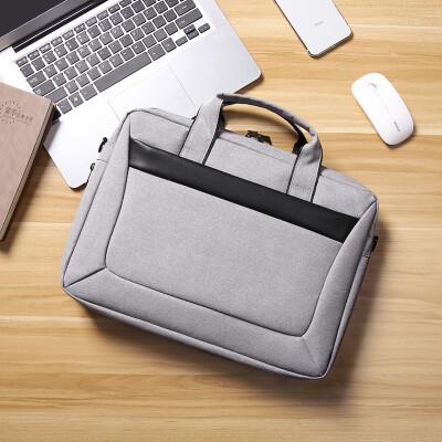 Ninth City VNINE Apple Notebook 133-inch computer bag men&women Lenovo computer case Xiaomi shoulder portable bag VD9BV11886J black