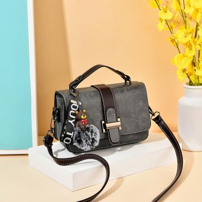 On the new little girl summer Korean version of one-shoulder Messenger bag Mori fashion Joker retro handbags