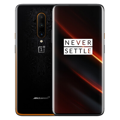 One plus OnePlus 7T Pro 2K90Hz fluid screen Snapdragon 855Plus flagship 48 million super wide-angle three camera 12GB256GB McLaren limited edition game phone