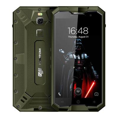 HOMTOM ZOJI Z8 5.0 Inch HD 4GB 64GB 13.0MP Cam MT6750 Octa Core Android 7.0 Smartphone Touch ID OTG