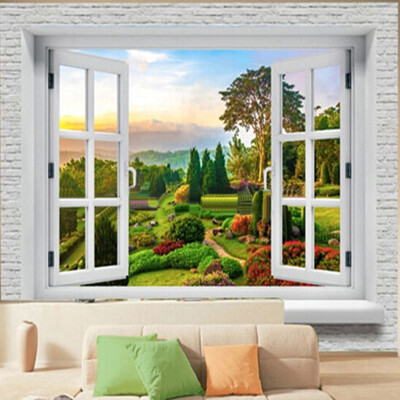 Custom 3d Wall Murals Wallpaper Landscape Photo Wall Paper Natural
