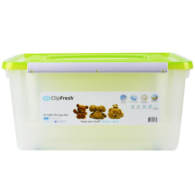heart fresh 40 liters A + clothing snack toys kitchen car with plastic sealed moisture-proof storage box 31