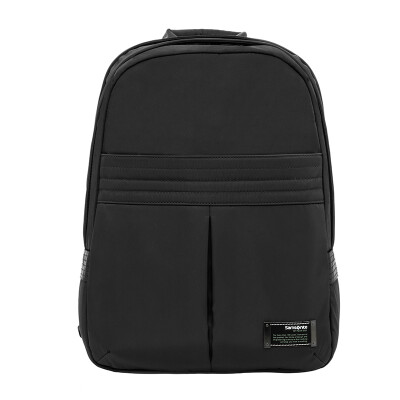 Samsonite MARVAS business casual computer bag simple fashion large capacity backpack DI109003 black
