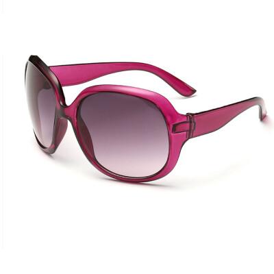 Oversized Sunglasses Women Charming Sun Glasses Fashion Female Eyewear Gradient Lens
