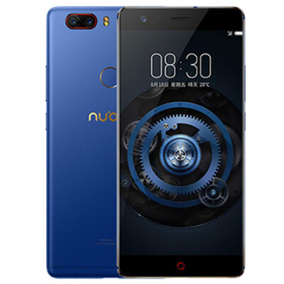 Nubia Z17 Lite 4G Phablet Global Version 55 inch Android 71 Snapdragon 653 Octa Core 195GHz 6GB RAM 64GB ROM 130MP Dual Rear C