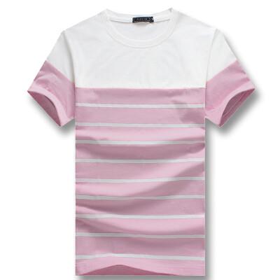Plus Size  Men T shirt Fashion Short Sleeves New T-shirts Summer Cotton 2016 Men T shirt Homme Casual Tops Tees Hot Sale
