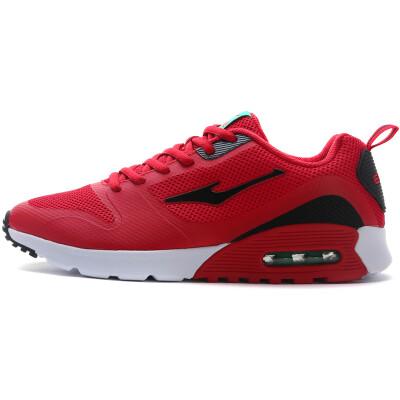 Erke Erke men's shoes running shoes new sports running shoes wild casual air jumper running shoes 51116320139 black / cobalt blue 43 yards