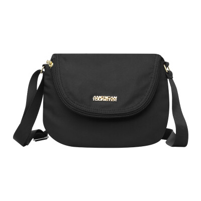 American Tourister (AmericanTourister) AS6 * 09001 ALIZEE II casual fashionable chest bag black