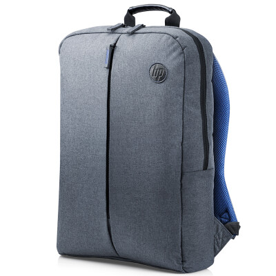 HP (HP) Atlantis15.1-15.6 inch fashion portable computer bag business casual backpack K0B39AA gray