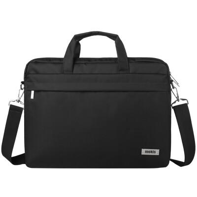 Mocos computer bag 156 inch laptop bag notebook Apple Lenovo ASUS Samsung Dell computer bag men&women MKDNB026-D black