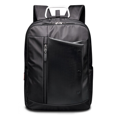 Ninth City (V.NINE) shoulder bag men waterproof computer bag large capacity backpack student bag short travel bag VD6BV94733J