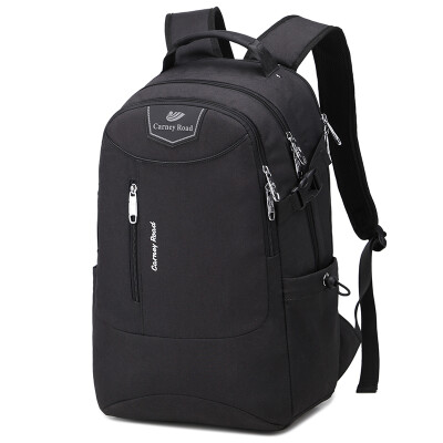 Carney Road Carneyroad Business Backpack Large Capacity Laptop Bag Outdoor Travel Shoulder Bag Dark Blue CR176