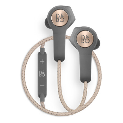 B&O Play by Bang & Olufsen Beoplay H5 Wireless Bluetooth Earbud Headphones