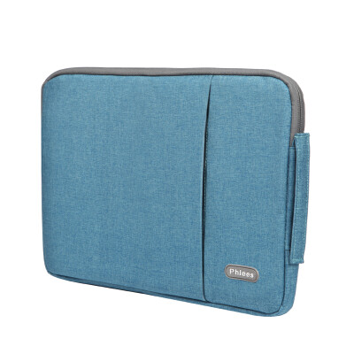 Phlees computer bag 133-inch extraordinary series Apple Lenovo Dell Asus laptop bag MacBook airpro liner bag cover blue