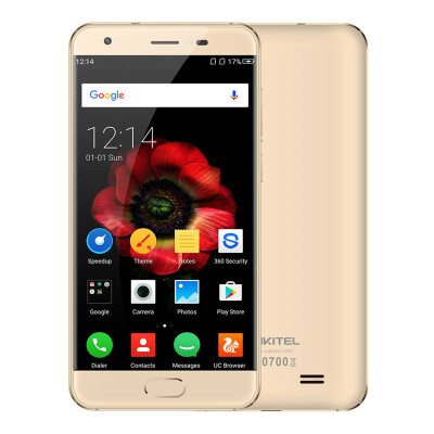 Oukitel K4000 Plus 4G LTE Smartphone HD Screen 2GB 16GB MT6737 13.0MP Android 6.0 4100mAh Touch ID