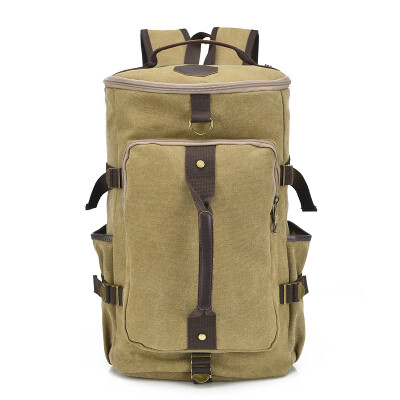 New Fashion style school bags girls&boy canvas backpack men's Large Capacity travel bags women backpacks