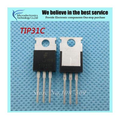 50Pcs TIP42C TIP42 PNP TRANSISTOR TO-220 100V 6A new