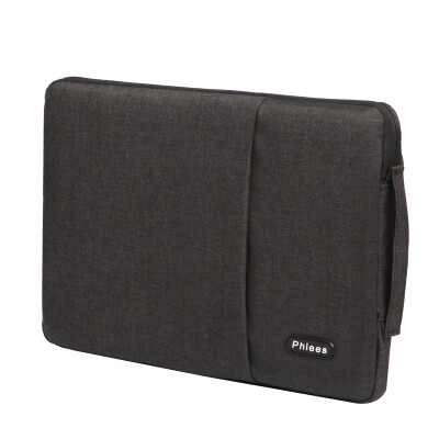 Phlees computer bag 14 inch extraordinary series Apple Lenovo Dell Asus laptop bag MacBook airpro liner bag cover black