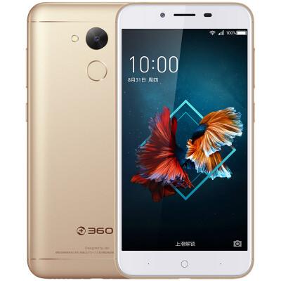 360 mobile phone vizza all Netcom 4GB +32GB sunshine gold mobile Unicom Telecom 4G mobile phone dual card dual standby