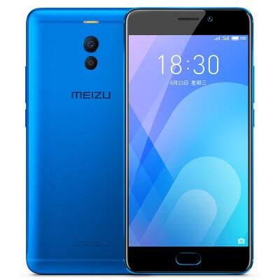 Meizu charm blue Note6 3GB + 32GB all through the public version of Peacock Mobile Unicom Telecom 4G mobile phone dual card dual s