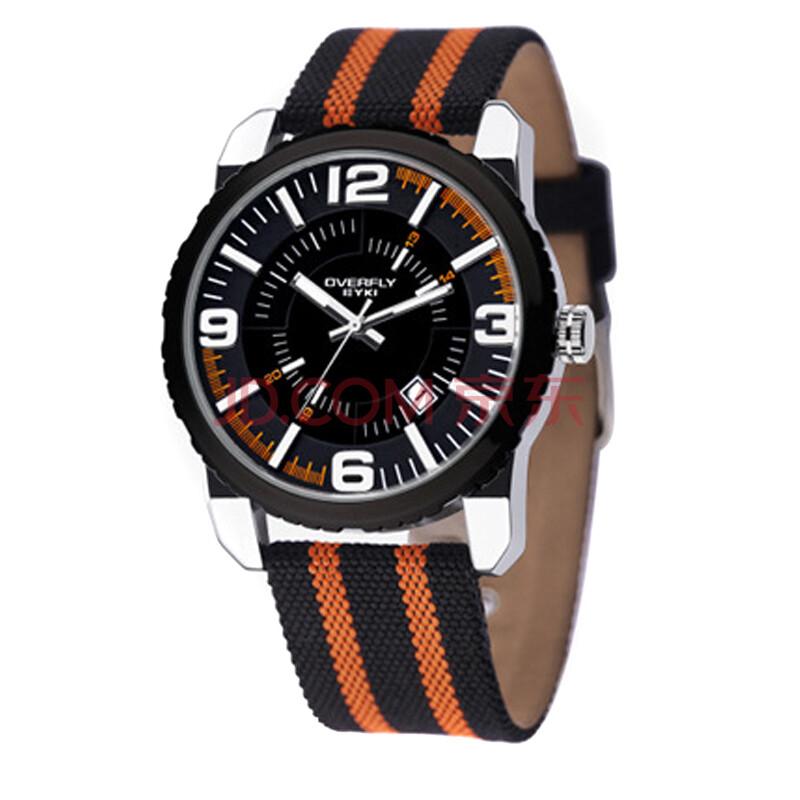 Дешевые черные мужские часы