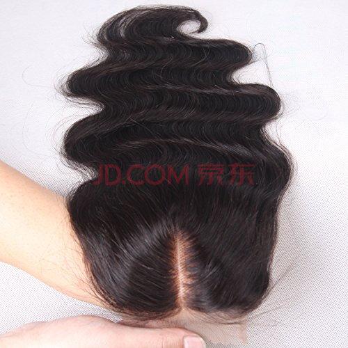 Malaysian Closure Human Hair Closure Lace Closure Malaysian body wave Virgin Hair Closure Middle Part Free Part DHL Free Shipping