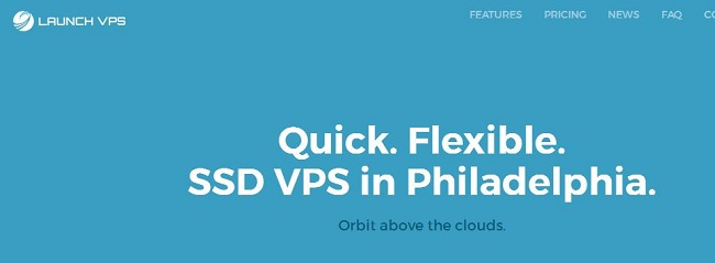 羊毛党之家 网速一般-Launchvps美国便宜VPS服务器KVM架构/月付2.9美元起/费城机房 https://www.wutianxian.com