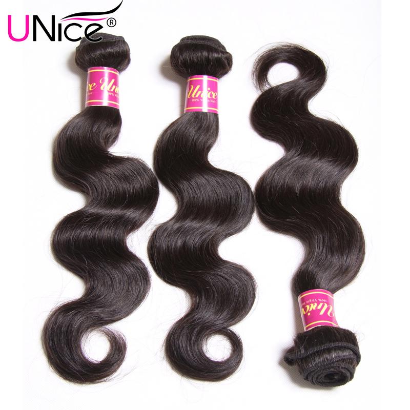 UNice 28 28 28, Малайзийские волосы Девы
