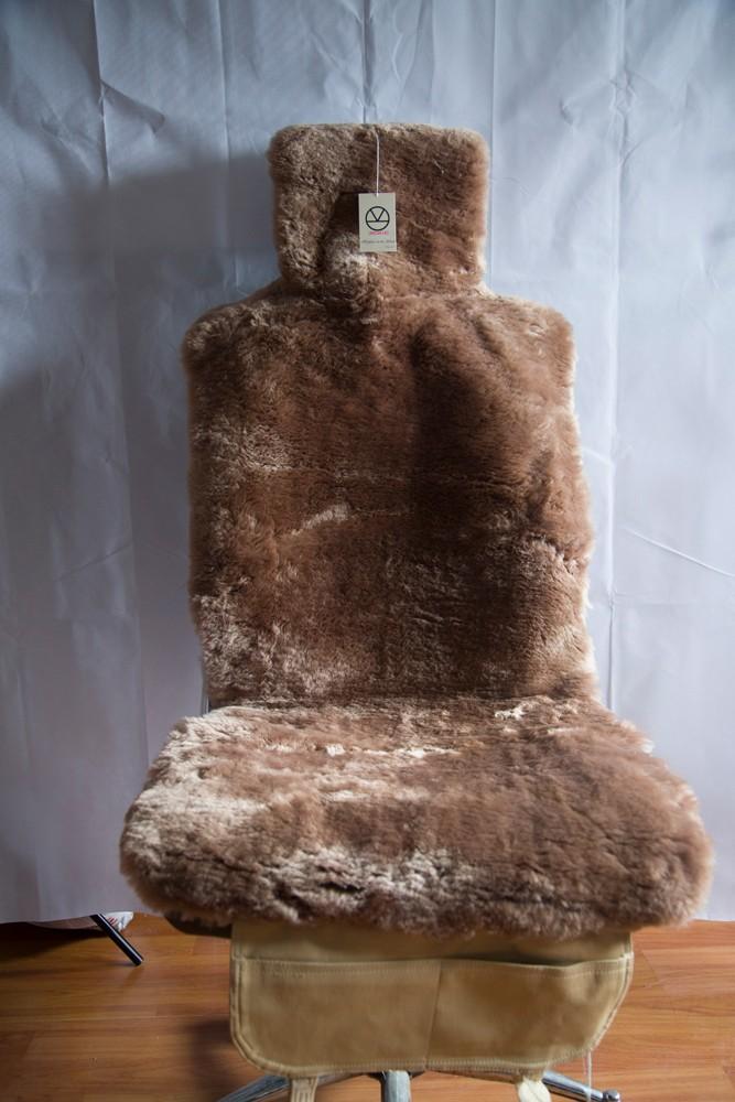 Купить Covers Хаки Wool Seat Cover Plush 03