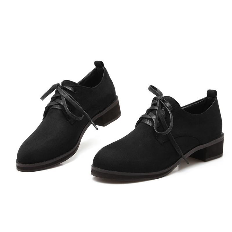 IDIFU черный 11,5, ботинки oxfords для женщин женские насосы в продаже дамы дамы подростки юниоры девочки