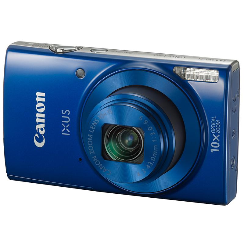 JD Коллекция Canon IXUS 190 digital camera дефолт