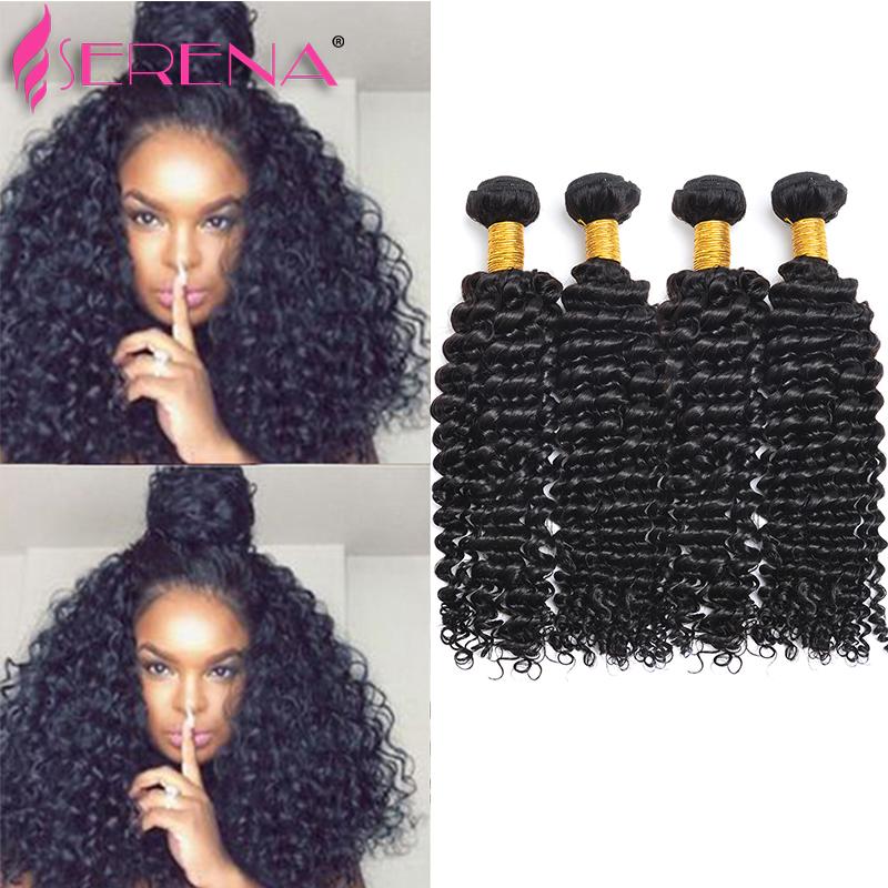 anruina 22 24 26 28, Продажа Перуанской глубокой волны Virgin Hair