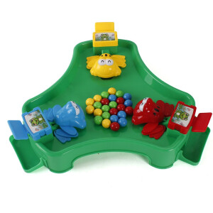 price historyHungry Frog Eating Beans Children Board Strategy Games Toy Family Competitive Interactive Stress Relief Toy Interesting Games on joybuy