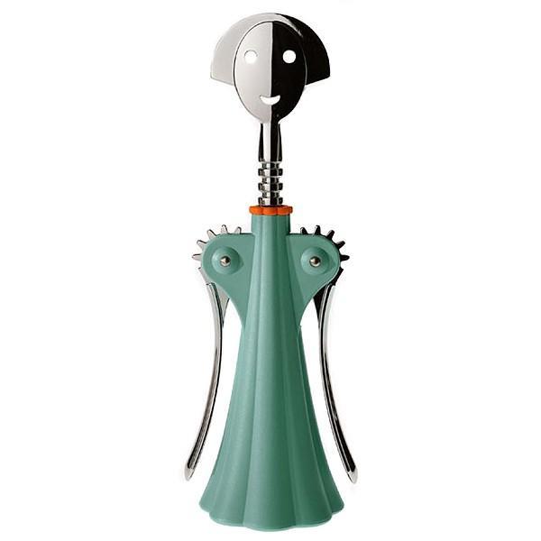 安娜g系列淺藍色螺旋形開瓶器圖片