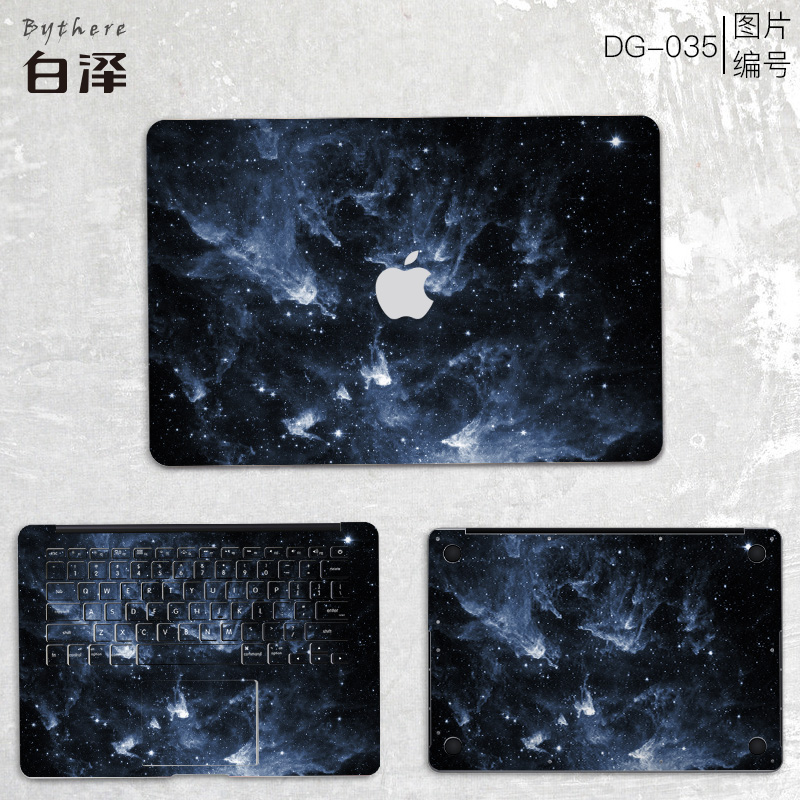 Dán Macbook  macbook air133pro154116 YX 071 ABCD 标准版 - ảnh 15