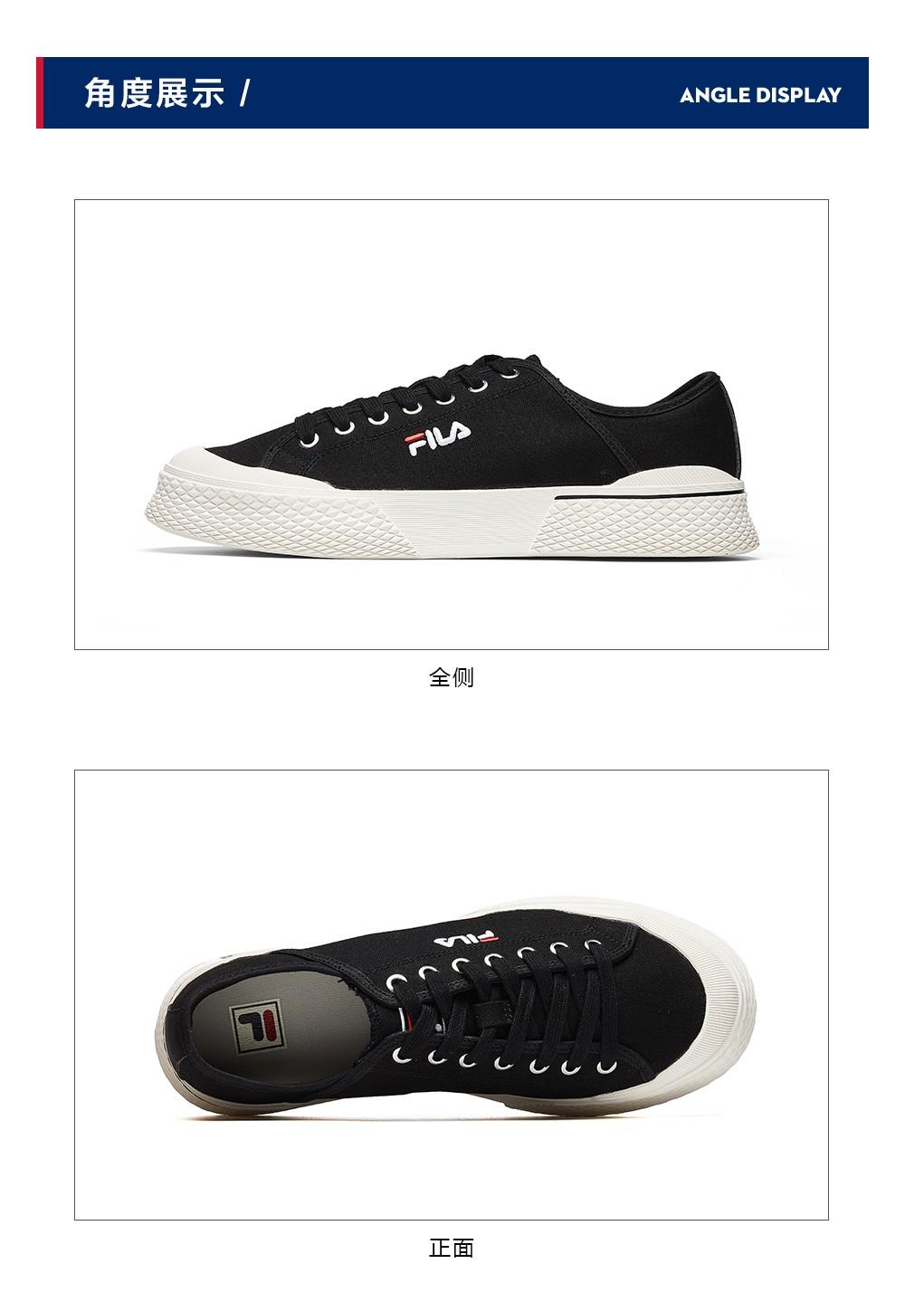 FILA男鞋斐乐官方男子帆布鞋休闲鞋2020夏季新款板鞋厚底百搭运动鞋DO-灰橄榄41