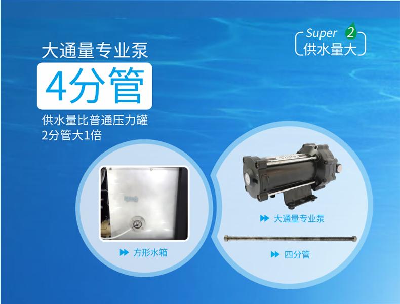 碧丽商用反渗透净水机RO-800B(图3)