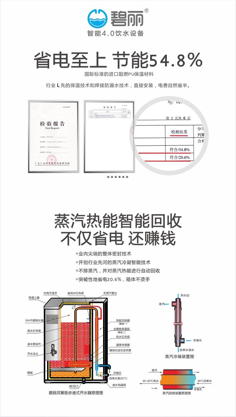 碧丽商用开水器JO-K120A3 (图5)