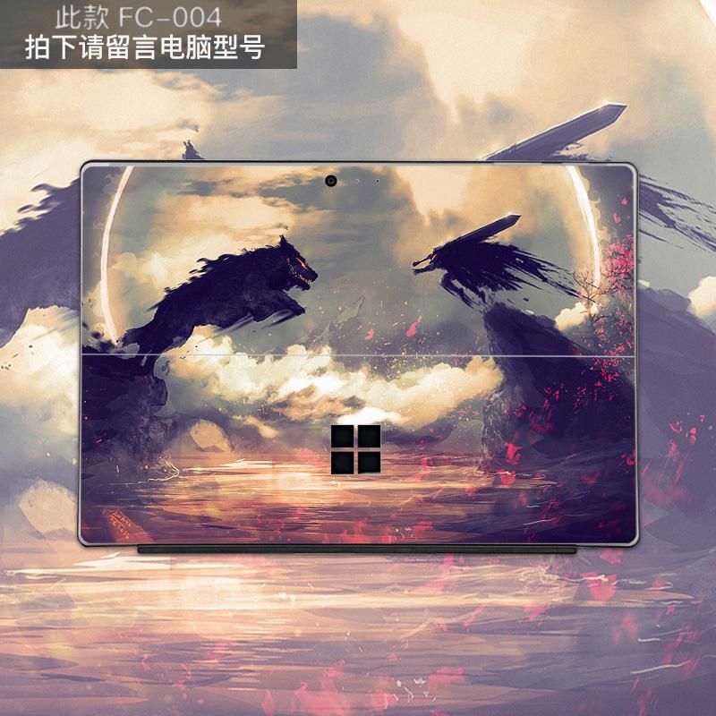 Dán surface  newsurface pro6pro5pro4book laptop ZY 167 - ảnh 5