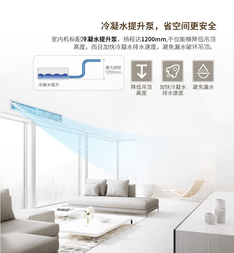 [定金100元]日立中央空调VAM mini系列插图2