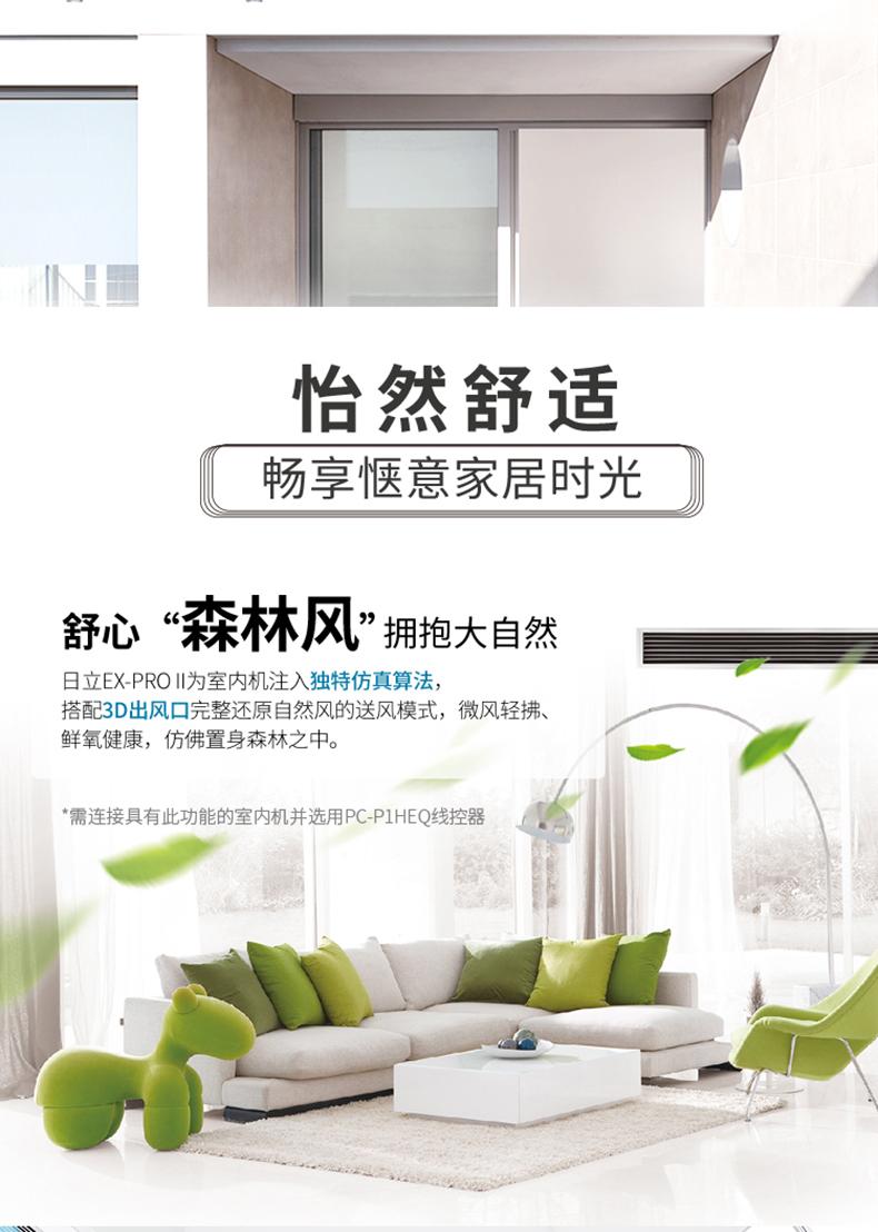 [定金100元]日立中央空调EX-PRO II系列插图2
