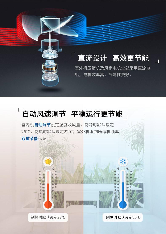 【定金100元】Hitachi/日立 变频一拖一风管机UX系列插图5