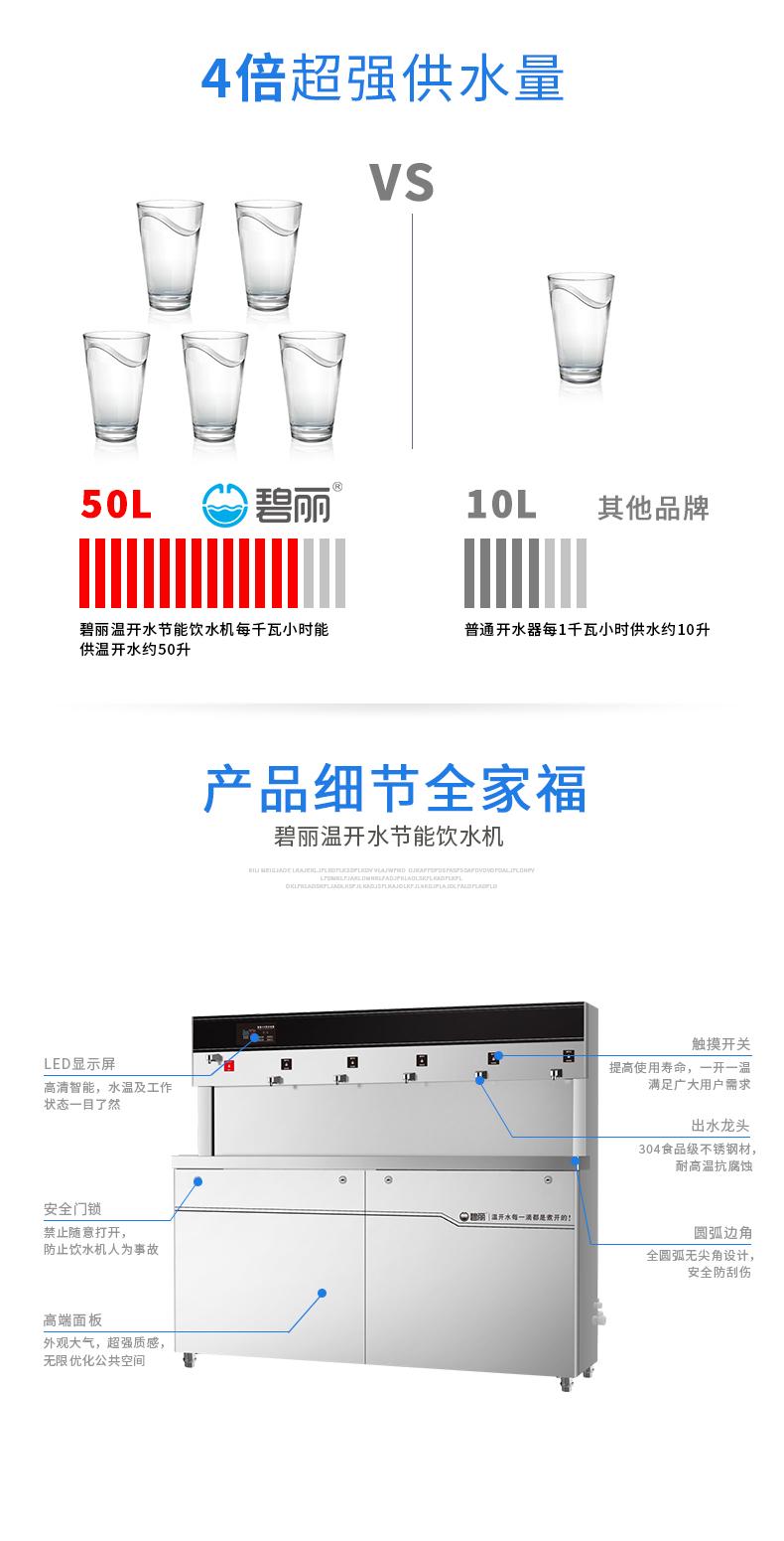 碧丽商用开水器JO-6Q5(图8)