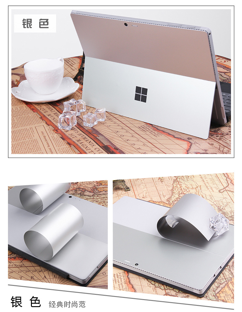 Dán surface  123 Surface Pro 654 01ACD 123 Surface Pro 6 外壳膜 - ảnh 26