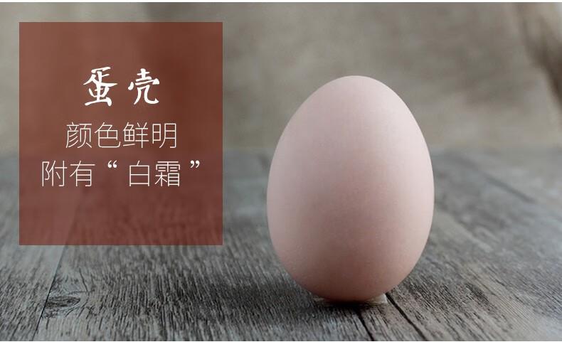 [JD速递] 土鸡蛋 新鲜鸡蛋 农家新鲜柴鸡蛋 10枚款