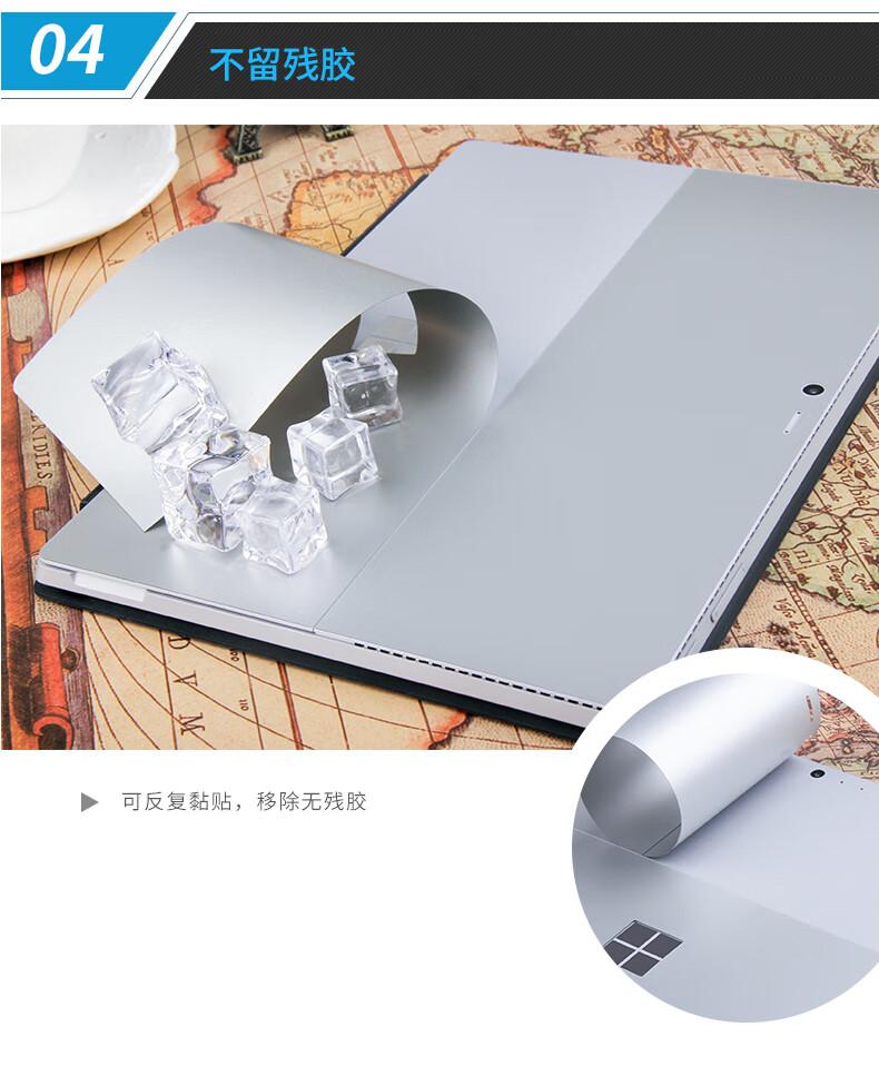 Dán surface màu bạc - ảnh 5